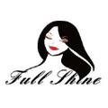 Full Shine Hair Shop Logo
