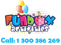 Funbox Activities Australia Logo