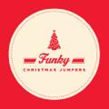 Funky Christmas Jumpers UK Logo