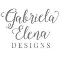 GabrielaElenaDesigns Logo