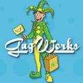 GagWorks USA Logo