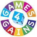 Games 4 Gains Logo