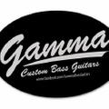 Gamma Bass Guitars Logo