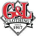 G&L Clothing Logo