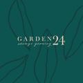 Garden24 Logo