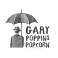Gary Poppins Popcorn Logo
