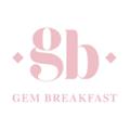 Gem Breakfast Logo