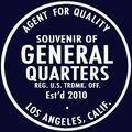 General Quarters Logo