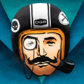 The Distinguished Gentleman's Ride Logo