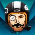 The Distinguished Gentleman's Ride Logo