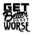 getbetterorgetworse Logo