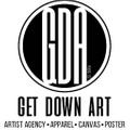 Get Down Art USA Logo