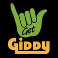 Giddy Skincare Logo