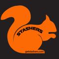 STASHERS logo