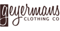 Geyermans Clothing Co. Logo