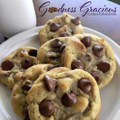 Goodness Gracious Cookies Logo