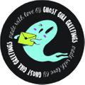 Ghost Girl Greetings Logo