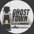 Ghost Town Coffee Roasters USA Logo