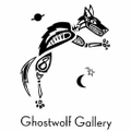 Ghostwolf Gallery Logo