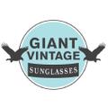 Giant Vintage Sunglasses Logo