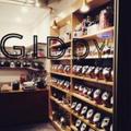 Giddy Candy Logo