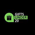 Gifts Under 20 Logo