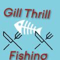 Gill Thrill Fishing Logo