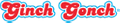 Ginch Gonch Logo