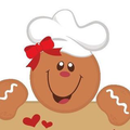Linda-Gingerbread Cutter Co Logo