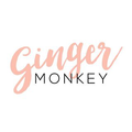Ginger Monkey Logo