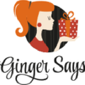 Ginger Says Logo