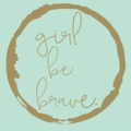 Girl Be Brave Logo