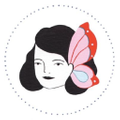 Girl on the Wing logo