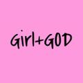 Girl + God Logo