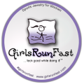 Girls Run Fast Logo