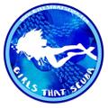 Girls that Scuba Logo