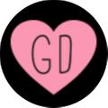 Glamour Dolls Makeup Logo