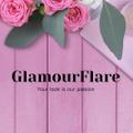Glamour Flare Logo