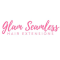 Glam Seamless Hair Extensions Logo