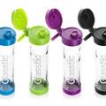Glasstic Water Bottle Logo
