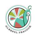 Gleeful Peacock Logo