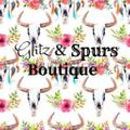 Glitz & Spurs Boutique Logo