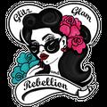 Glitz, Glam and Rebellion USA Logo