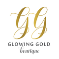 Glowing Gold Boutique Logo