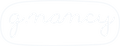 G.NANCY - Kids organic cotton sleepwear, toys and decor, Australian Made logo