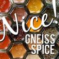 Gneiss Spice Logo