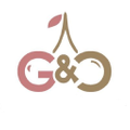 Gold And Cherry Logo