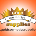 Gold Cosmetics & Supplies Logo