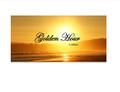 Golden Hour Lashes logo