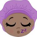 goodnighthairbonnets USA Logo